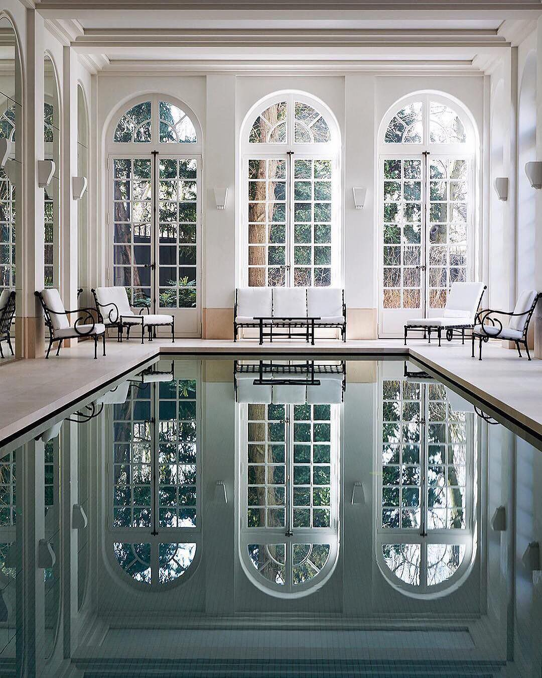 Taking the weekend toreflect photo by archdigest